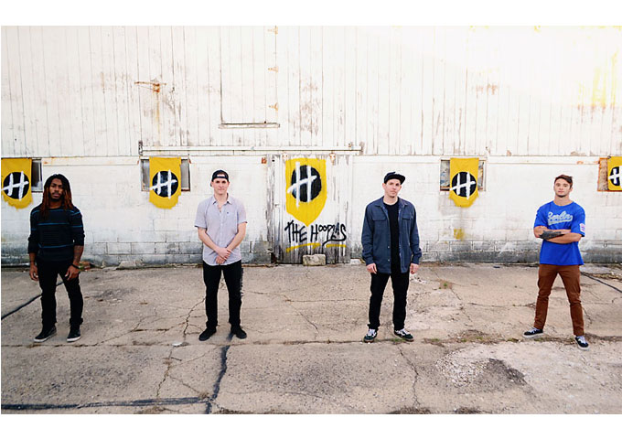 """The Hooplas releases """"Midas Touch"""" from their """"American Junk EP"""""""