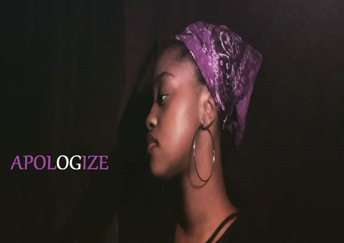 "MISS LYRIC RELEASES NEW SONG ""APOLOGIZE"" TO THE WORLD"