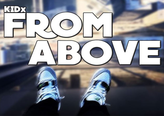 """KIDx: """"From Above"""" showcases his technical proficiency and pop-friendly production"""
