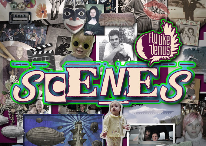 "Fly Like Venus: ""Scenes"" – the ultimate rock thrill!"