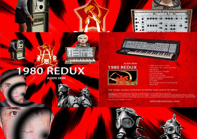 Alien Skin: '1980 REDUX' recaptures the glorious sounds of real vintage analog synths and rhythm boxes