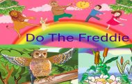 """The Roving Apatosaurus roll out the sixties with """"Do the Freddie"""""""