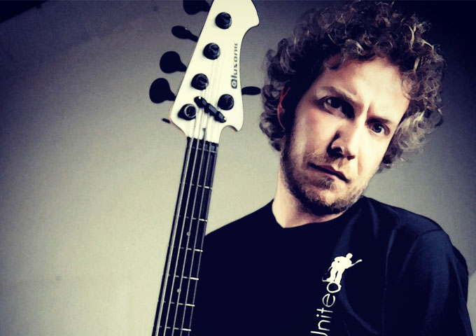 Interview with Italian Bass Player ALBERTO RIGONI
