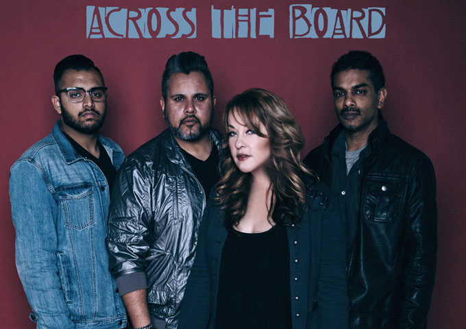 "Across The Board: ""Are You Really Here"" – the alt pop-rock equivalent of comfort food"