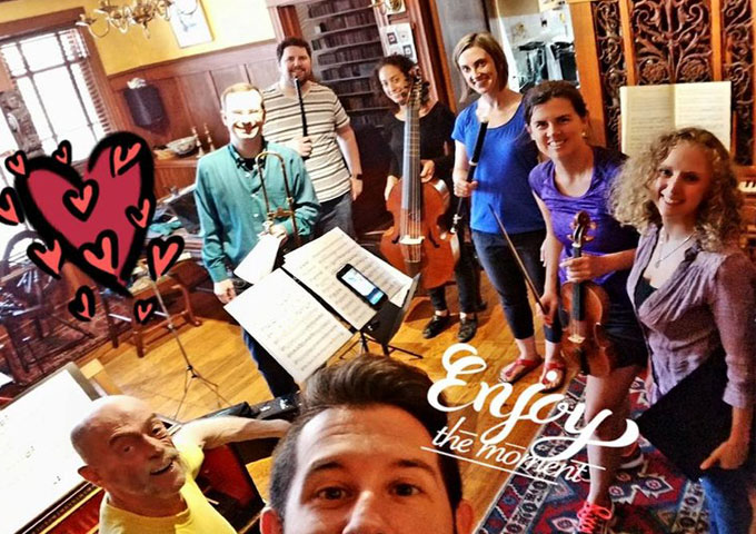 The Bach and Beethoven Ensemble's CHICAGO STORIES Project  – October 14/15
