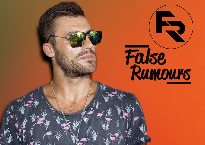"False Rumours: ""Dragonfly"" ft. Celeste – the new age electronic sound!"