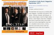 Jamsphere Indie Music Magazine September 2017