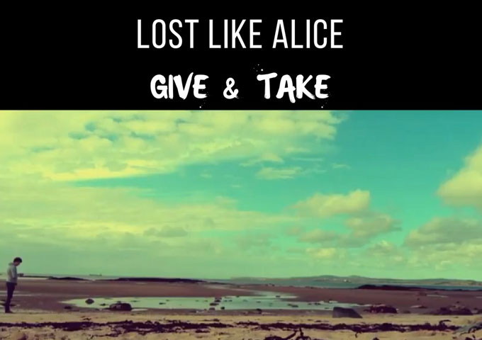 "Lost like Alice: ""Give & Take"" descends into the abyss of the soul"