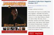 Jamsphere Indie Music Magazine October 2017