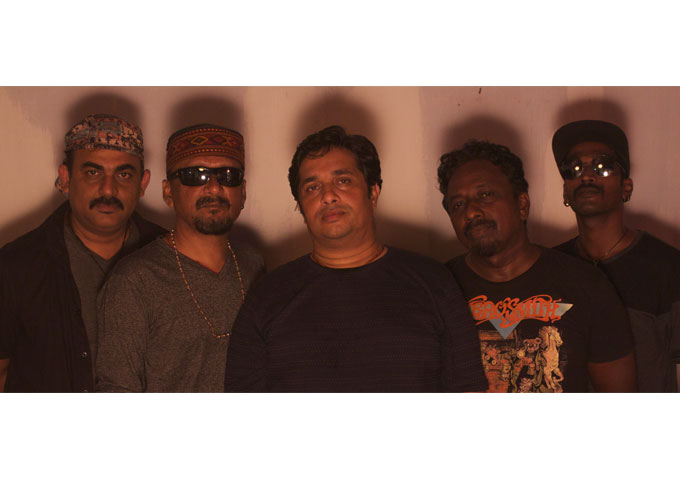 Lazie J is a Classic Rock Band from Bangalore India