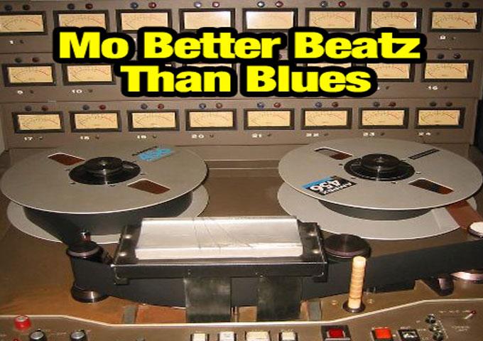 Beat Maker Mo Beatz releases new full length album – 'Mo Better Beatz Than Blues'