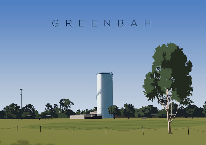 """Billy Roberts and the Rough Riders: """"Greenbah"""" – yearning, gorgeous melodies drip from each song"""
