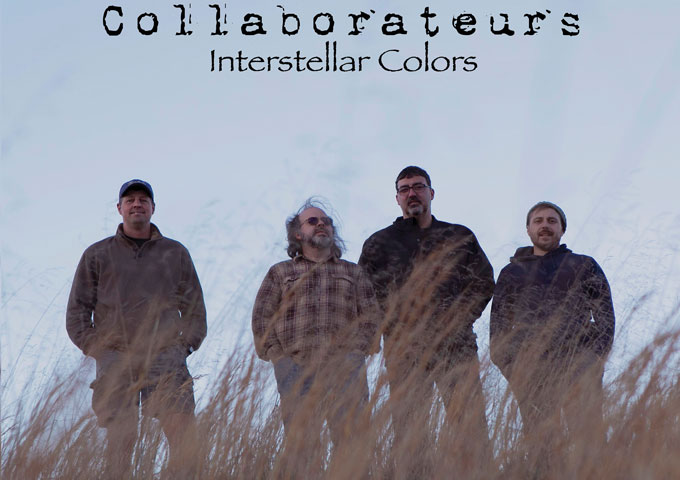 """Collaborateurs: """"Interstellar Colors"""" is musically beyond spectacular"""