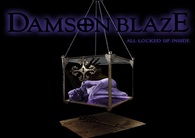 "Damson Blaze: ""All Locked Up Inside"" fine-tunes every aspect of their sound"