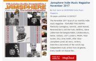 Jamsphere Indie Music Magazine November 2017