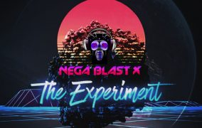 "Nega Blast X: ""The Experiment"" is a loaded gun primed with elements of galactic acid rhythms"