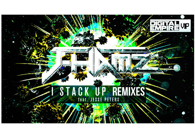 "J-Hamz: ""I Stack Up Remixes"" – creative moments that really hit the high mark!"