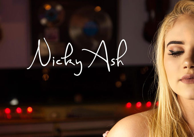 """Nicky Ash: """"Beautiful"""" – a great vocal performance!"""