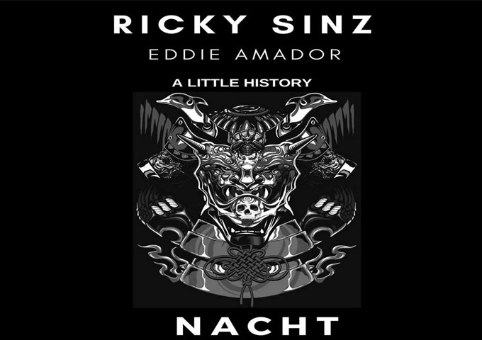 "Ricky Sinz: ""A Little History"" (feat. Eddie Amador) – a master of innovative house"