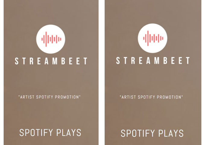 Promoting Your Spotify Presence With Streambeet!