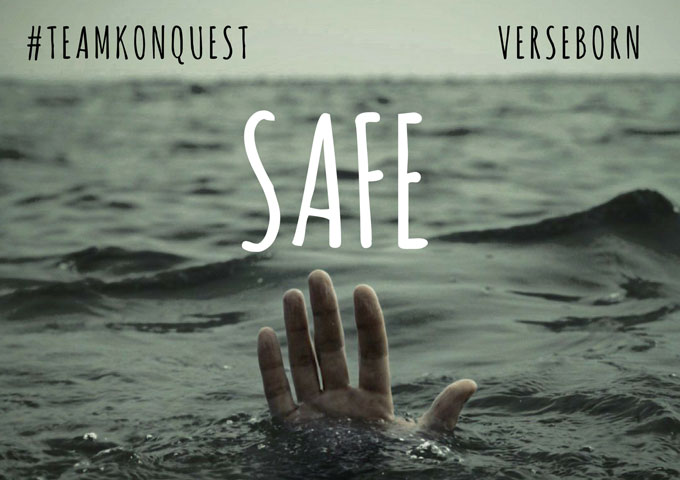 "VerseBorn: ""Safe"" grabs the listener's attention bar-for-bar"