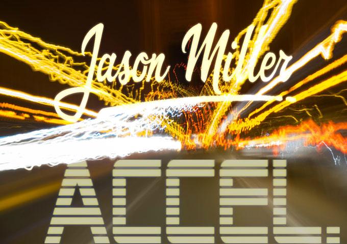 """Jason Miller: """"Accel."""" – unique sounds and infectious rhythms"""