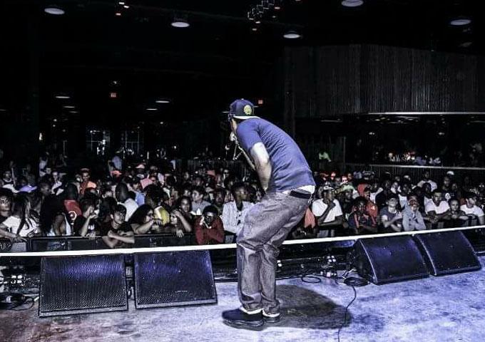 Aspiring American Rap and Hip-Hop artist – JChampion