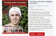 Jamsphere Indie Music Magazine June 2018