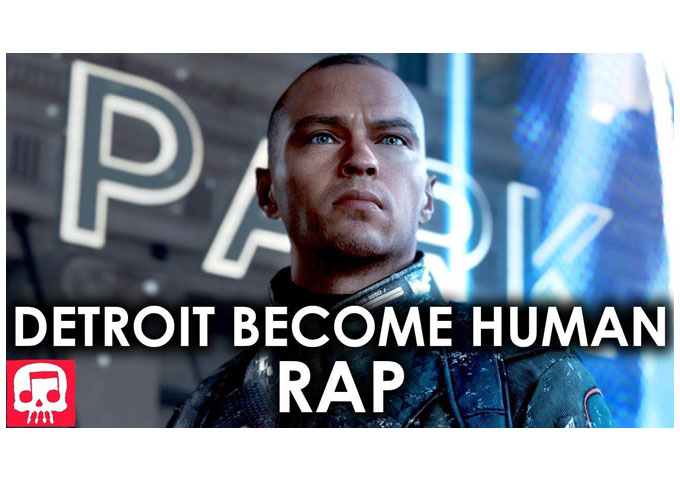"""JT Music: """"Detroit: Become Human Rap"""" – a brilliant, poignant, and timely lyrical story"""