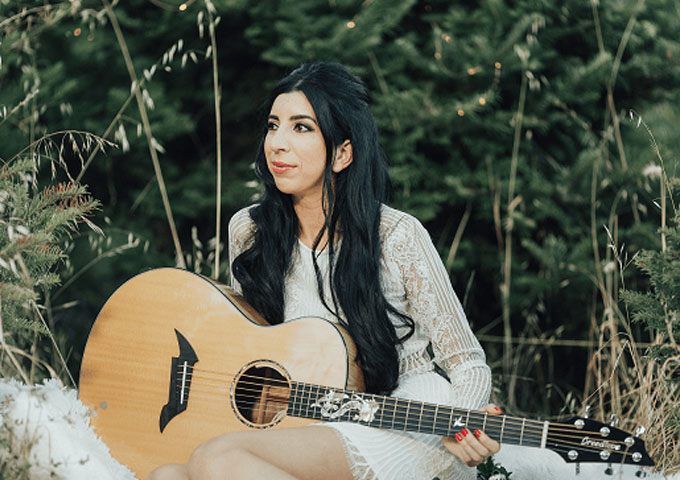 "Katie Garibaldi Music Video ""Safe and Warm"" Premieres On The Christian Beat"