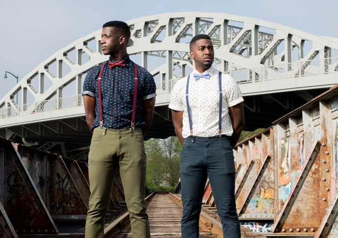 "The Keymakers: ""Tell Me Something"" – These boys course-correct R&B back to its soulful roots!"