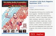 Jamsphere Indie Music Magazine September 2018