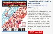 Jamsphere Indie Music Magazine September 2018