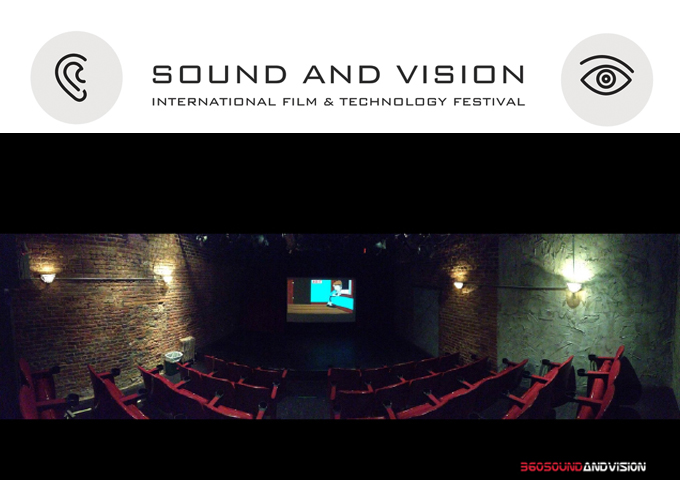 The Sound And Vision International Film & Technology Festival Launches Saturday, September 22nd in NYC