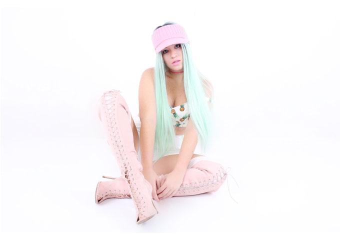 The Kraken Music – EDM's Powerhouse Female Artist From Brazil!