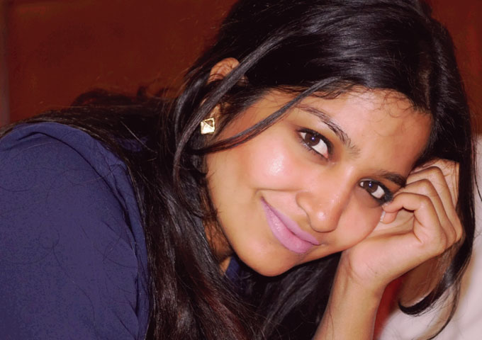 INTERVIEW: Vshali Sanas is a Singer-Songwriter from Mumbai, India