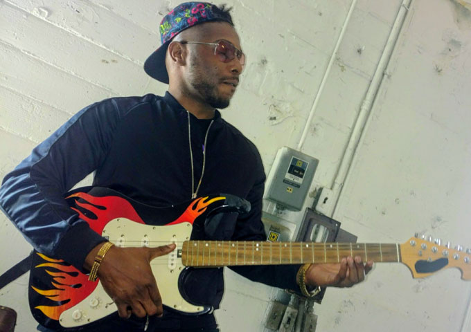 "From Durham, North Carolina comes ""The New Funk King"" – YN3"