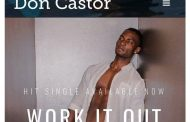"""Work It Out""- The New Music Video by Don Castor"