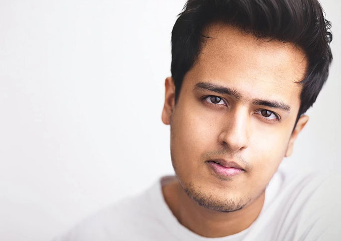 Multi-talented Actor, Singer and Writer Arush Dayal