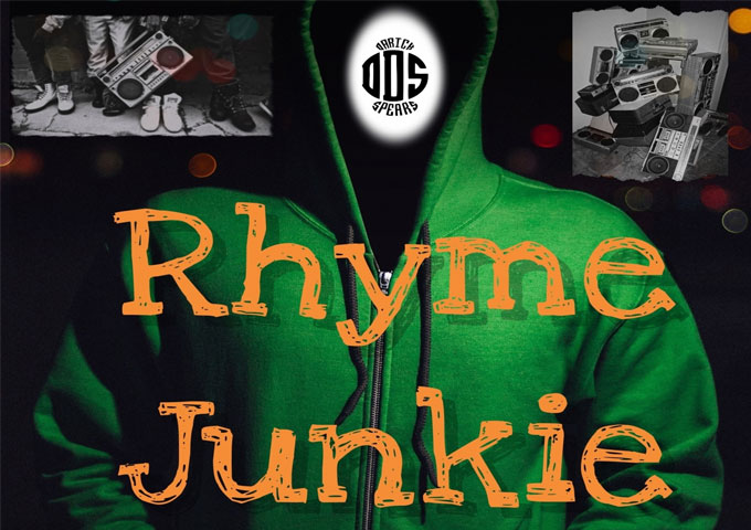 "Darick DDS Spears: ""Rhyme Junkie"" – a completely airtight recording!"