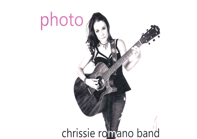 "The Chrissie Romano Band: ""Photo"" – dynamic and exhilarating!"