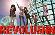 "Revolushn: ""Little Red Dolls"" consolidates their Psych Rock status"