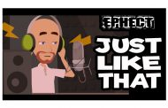 "Ephect: ""Just Like That"" is supported by a full-blown animated video!"