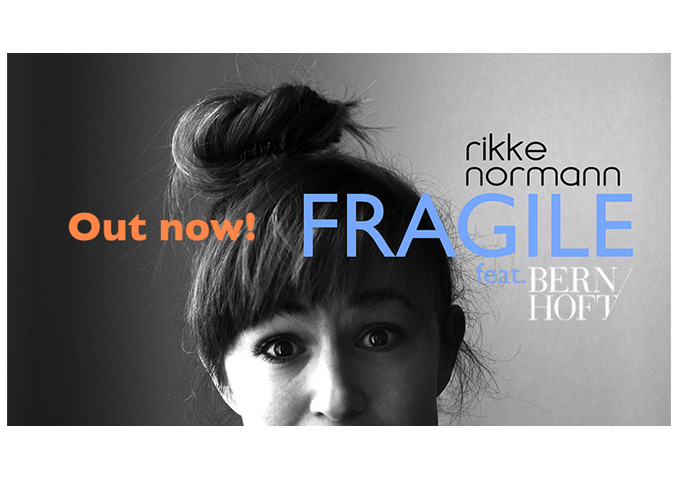 "Rikke Normann Launches Official Video for ""Fragile"" ft. Bernhoft"
