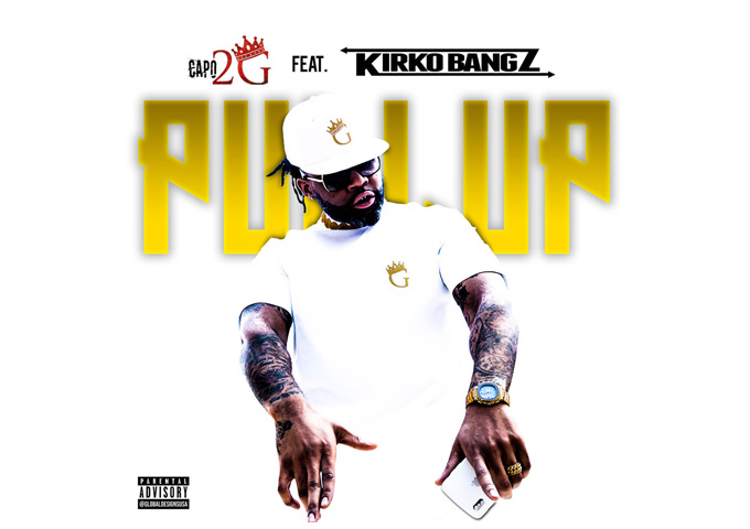 "Capo 2G: ""Pullup"" ft. KirkoBanz – the dominant aesthetic of swaggering underground rap"