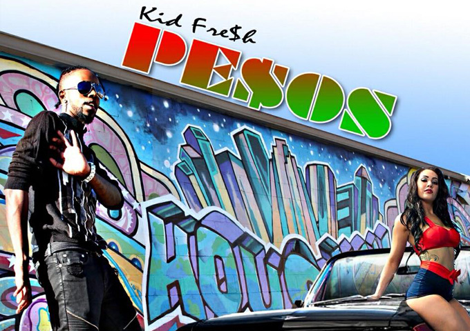 "Kid Fre$h: ""Pe$os"" places the Kid in a pocket where he is clearly at his most comfortable"