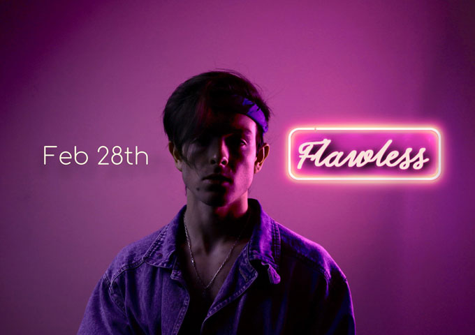 "PipoBeats announces his next single release ""FLAWLESS"" on February 28th!"