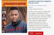 Jamsphere Indie Music Magazine February 2019