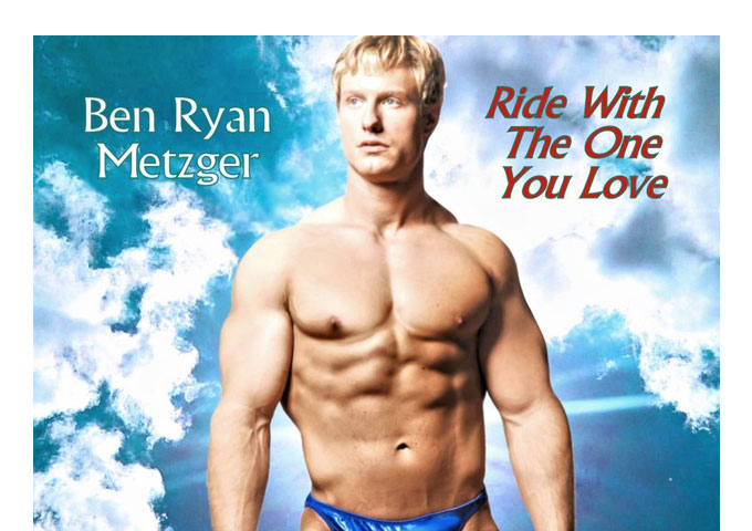 "Ben Ryan Metzger: ""Ride With The One You Love"" – an amalgam of pop sounds"