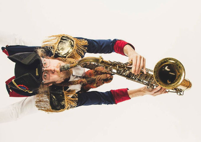 "Casey Frensz: ""Captain Queso and the Revealing Science of Groove"" – dynamic and vibrant sonic imagery"